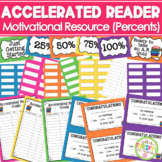Accelerated Reader Bulletin Board Accelerated Reader Goals Log Percents