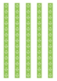 Accelerated Reader Level Spine Labels: Level 9.2 - Avery A4 L7651