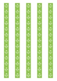 Accelerated Reader Level Spine Labels: Level 9.3 - Avery A4 L7651
