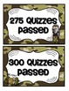 Accelerated Reader Mini Clip-Chart and Goal Pack - {Ducky Camo}