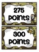 Accelerated Reader Mini Clip-Chart and Goal Pack Points Tracker {Ducky Camo}