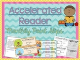 Accelerated Reader-Monthly Points Slips