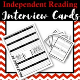 Accelerated Reader: Pre-reading Interview Activity