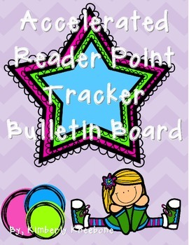 Accelerated Reader Point Tracker Chart