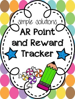 Accelerated Reader Points & Rewards Tracker