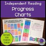 Independent Reading Accountability Progress Charts