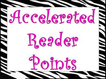 Accelerated Reader, Reading Counts Clip Chart