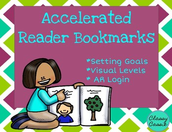 Accelerated Reader Reading Level Bookmark