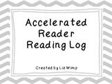 Accelerated Reader Reading Log w/ Cute Borders