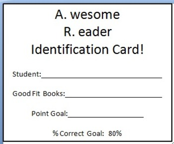 Accelerated Reader Record Keeping