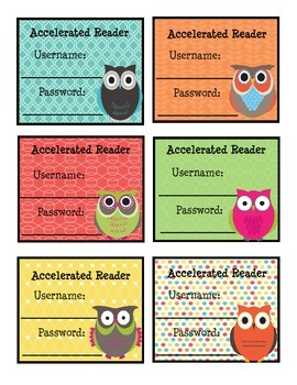 Accelerated Reader Resource Pack - Lotsa Dots Corresponding Colors