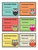 Accelerated Reader Resource Pack - Lotsa Dots Correspondin