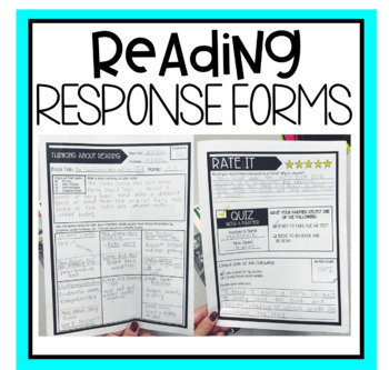Responding to Reading Form