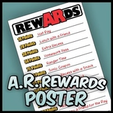 Accelerated Reader Rewards Poster
