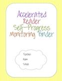 Accelerated Reader Self-Progress Monitoring Binder