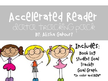Accelerated Reader Student Data Tracker Packet