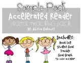 Accelerated Reader Student Data Tracker Packet [Free Sampler]