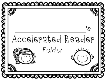 Accelerated Reader Tracking Packet