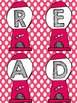 "Accelerated Reader Tracking Point Posters with Banner ""Rea"