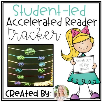Accelerated Reader (student-friendly) tracker