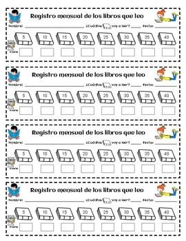 Revise & Edit checklist + AR Goal Logs in Spanish