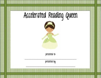 Accelerated Reading Queen 2