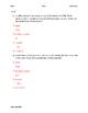 Acceleration Calculation Practice