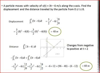 Acceleration, Velocity, Position - Rectilinear Motion (PP)