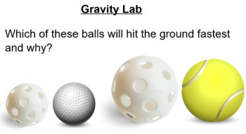 Acceleration due to Gravity Lab Report