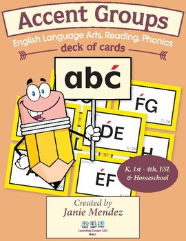 Accent Groups: ABC Accent Cards