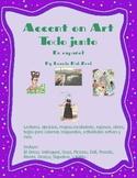 Accent on Art Todo Junto - 10  Spanish Art Bundle  for the Spanish Classroom