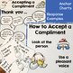 Accepting Compliments: Social Skills Lesson for Accept Compliments