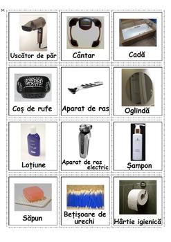 Accesorii Baie/ Bathroom (Romanian)