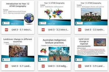 Access our Year 12 ATAR Geography Drive!