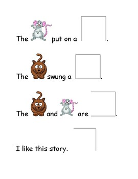 Accessible Comprehension with Fables