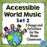 Accessible World Music Set 2