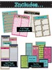 Accessory Pack #2 for Erin Condren Teacher Planner
