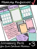 Accessory Pack #1 for Erin Condren Teacher Planner