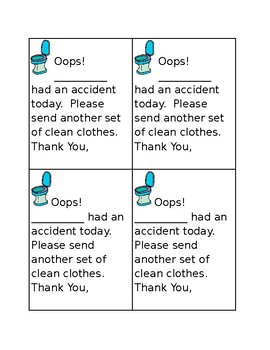 Accident Notes