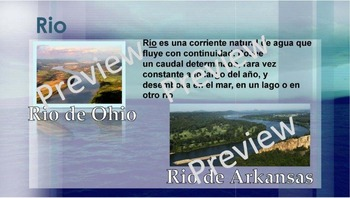 Landforms PDF (Spanish)