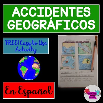Accidentes Geográficos (Landforms)