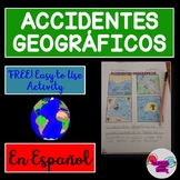 Accidentes Geográficos (Landforms)