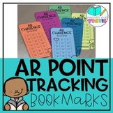 Acclerated Reader (AR) Point Tracker Bookmarks