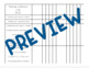 Accommodation and Modification Tracking Sheet