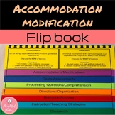 Accommodations/Modifications Handout for General Education