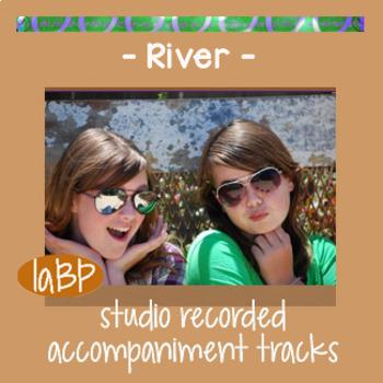 Accompaniment track: River