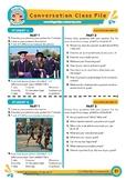 Accomplishments & Goals - ESL Speaking Activity