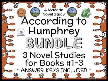 According to Humphrey BUNDLE (Betty G. Birney) 3 Novel Studies : Books #1-3