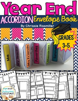 Accordion Envelope BUNDLE: Start & Finish!