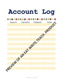 Account Log